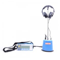 csőtörés bemérés - elektroakusztikus műszer