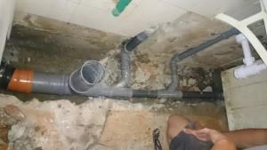 szennyvíz csőtörés (5)